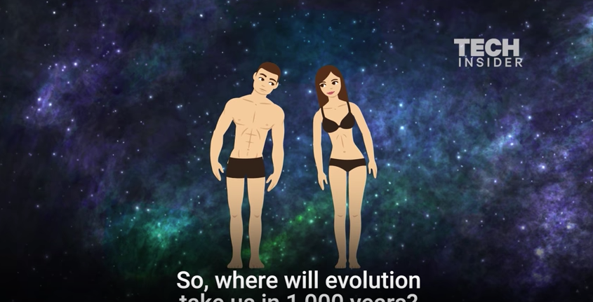 千年以内にヒトは◯◯に進化する!衝撃的すぎるその予測とは?