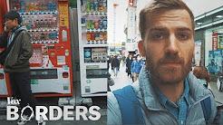 日本に自販機が多いのはなぜかって? 決まってるだろ 日本人の民度が高いからだよ