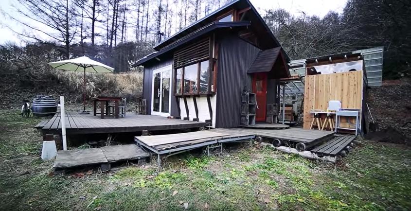 日本人はミニマリズムの匠だ! 日本人が建てたタイニーハウスが海外で賞賛の的に