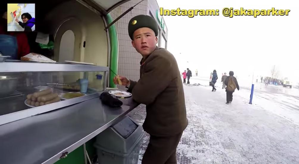 意外とうまそうだ!北朝鮮のストリートフードを紹介した動画に海外も興味津々
