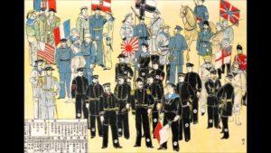 テンノーヘイカバンザイ!日本の『抜刀隊行進曲』で盛り上がる海外のミリオタたち